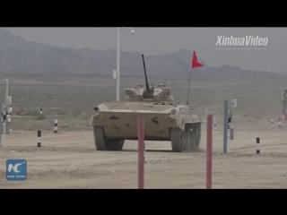 Обзор соревнований на Армейских международных играх-2018 в Китае