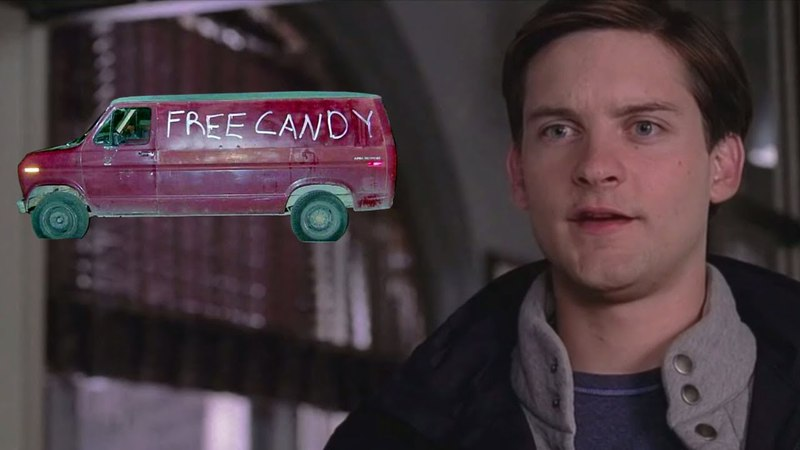 Could you pay me in a van?