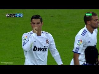 Хет-трик Криштиану в ворота Хетафе (11/05/2011)