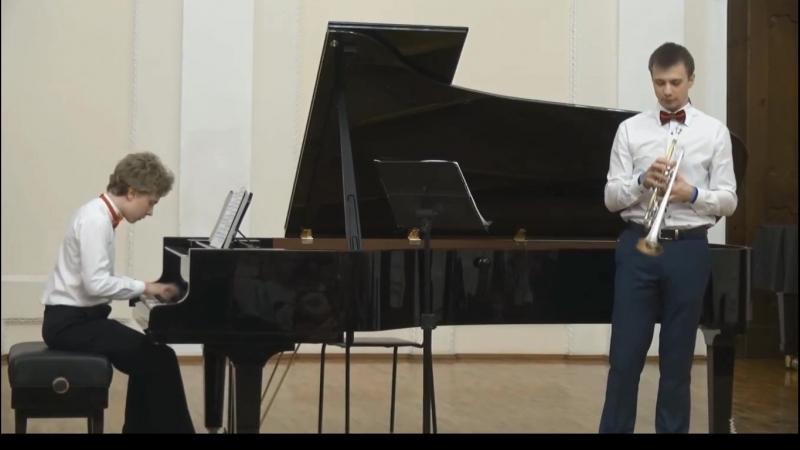 Максим Юдин и Михаил Рязанов. Джулио Каччини - Ave Maria