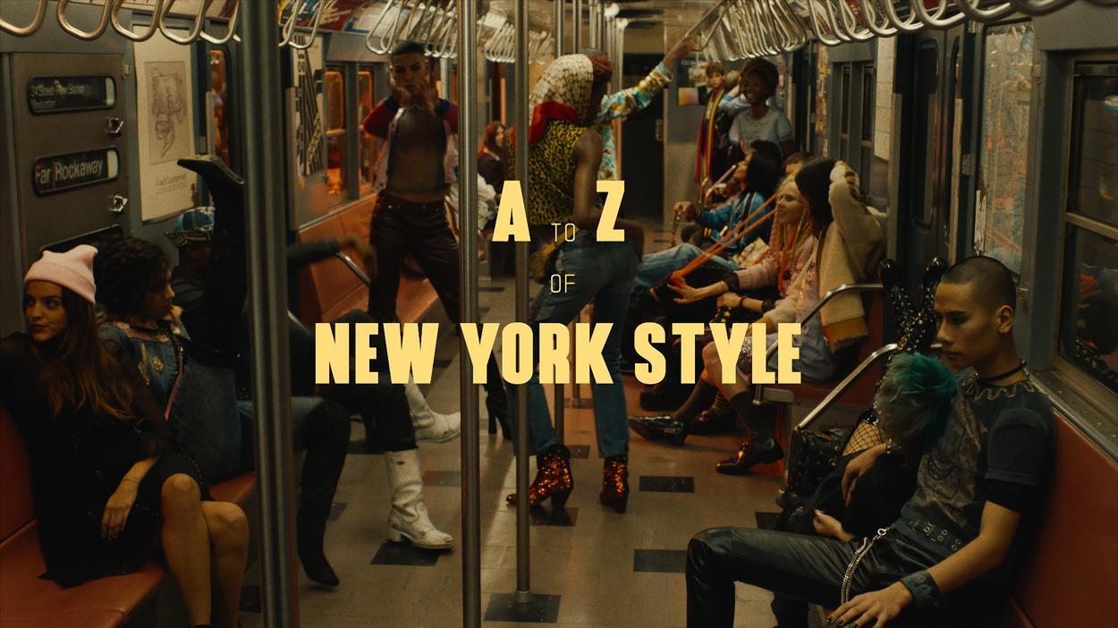 09cbbd5b2c0c Путеводитель по стилю Нью-Йорка  от Американы до Поколения Z   ВКонтакте
