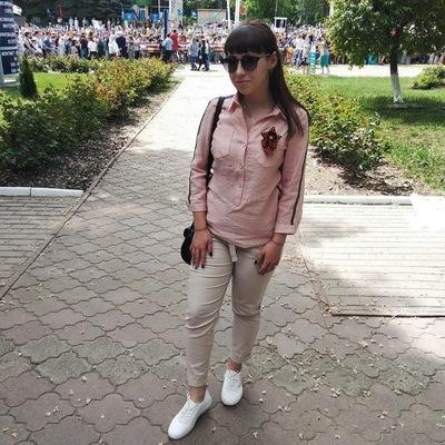 Екатерина Зюзюкова