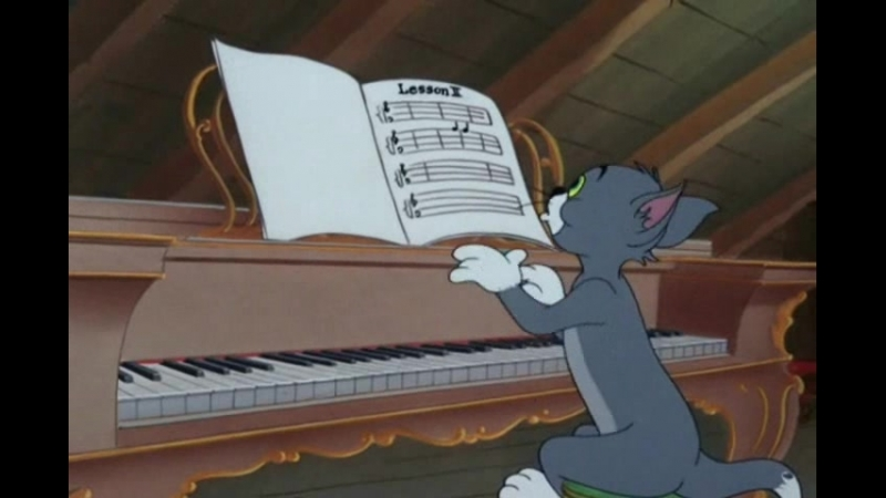Tom y Jerry - Johann Ratón