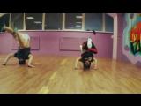 BREAK-DANCE (занятие 30.10.2017) у Bboy FIZROOk