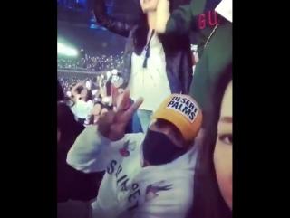 [VIDEO] Actor Donnie Yen on the BTS concert