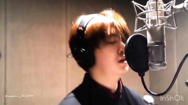 [DVD] 180619 Запись песни юнита Ёнджэ, Джейби и БэмБэма
