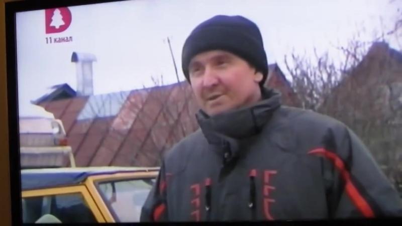 репортаж теле- канала Домашний