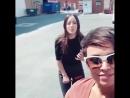 Хлоя на съемочной площадке пятого сезона «Агентов ЩИТа» / 2018