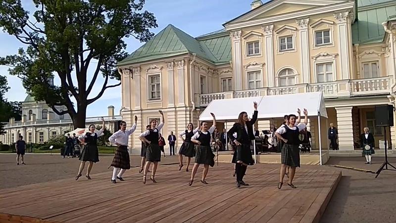 фестиваль шотландских танцев