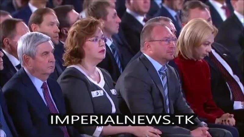 ПУТИН PA3ГPOМИΛ 3AПAД У ТОРГАШЕЙ HE БЫBAEТ ОФИЦEPOB KAK ФИЛИППОВ 1 03 2018