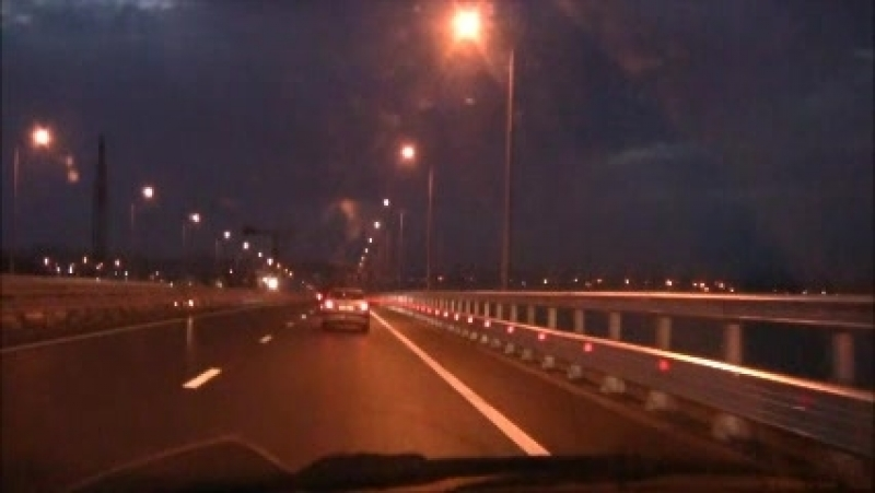 Our Bridge between Kerch and Toman