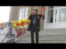 Песня на киргизском языке. Покровск, Якутия. 1 мая 2016 года
