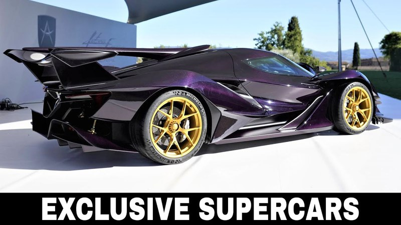 Top 10 Exclusive Cars Custom Made for the Super Rich (2018 Edition)
