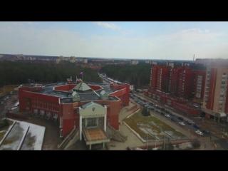 Ролик к 45-летию города от лицея №8