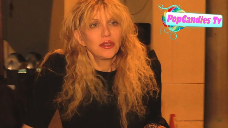 Courtney Love on Billy Corgan after dinner with Mariah Carey at Craigs WeHo