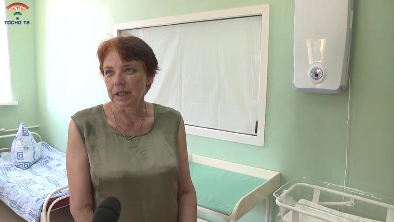 Центр женских инициатив г.Тосно приобрёл дезары для Тосненской КМБ