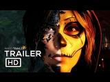 Игра Shadow of the Tomb Raider (2018) — Русский трейлер (E3 2018, Субтитры) / Лара Крофт / Экшен / История / История / Выживание