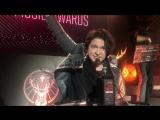 Cloud MazeСергей Болдырев на церемонии награждения Jagermeister Music Awards 2017