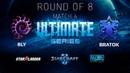2018 Ultimate Series Season 4 — Ro8 Match 4: Bly (Z) vs BratOK (T)