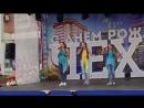 Трио (Настя Фитисова, Ксюша Жеренкова, Виолетта Елдашева) Я танцевать хочу