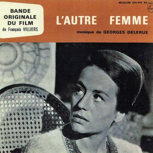 Georges Delerue альбом L'autre femme - EP
