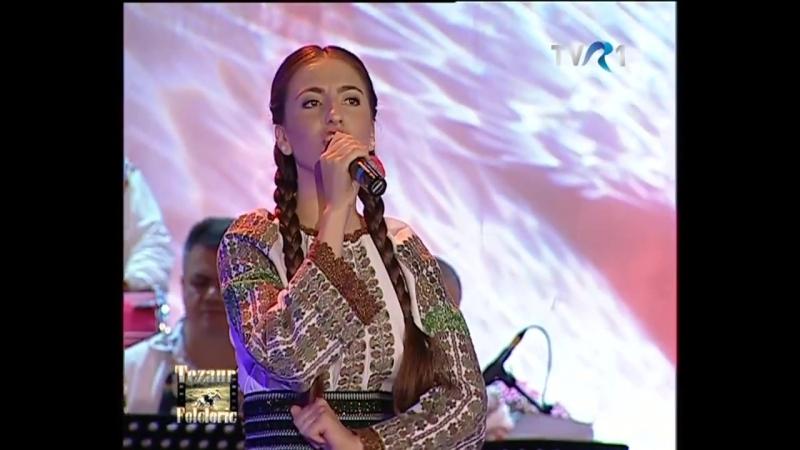 Simona Mazare - Joc si strig la taraneasca - live - Tezaur Folcloric