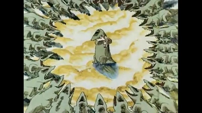 1982 - Что случилось с крокодилом?
