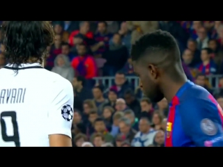 Барселона 6-1 ПСЖ   Обзор матча