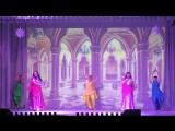 Индийская поют В. Атарщикова и Р. Агаева, хореография ансамбль Белый день