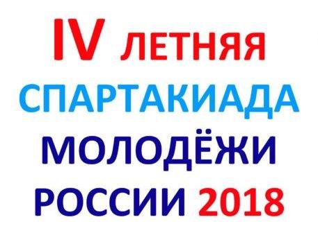 IV летняя Спартакиада молодежи России