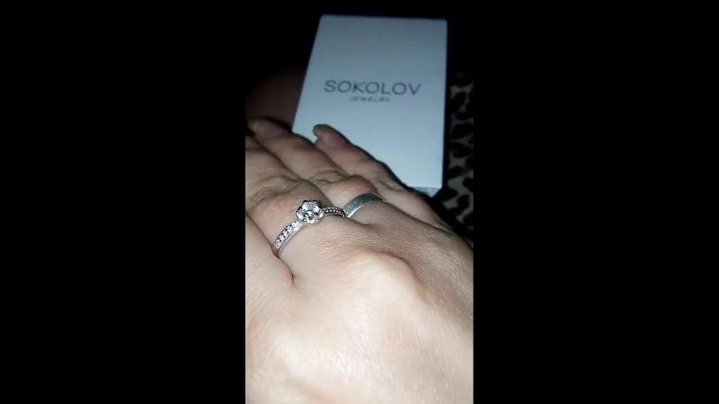 подарочек от любимого мужа)