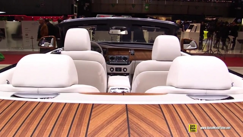 2016 Rolls Royce Dawn - Exterior and Interior Walkaround - 2016 Geneva Motor Sho_HD_00