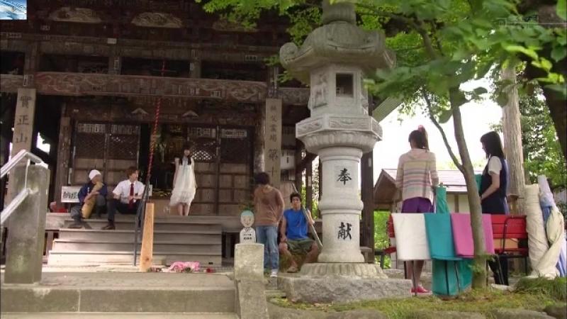 Anohana: La flor que vimos ese día-Drama de 1 Capítulo. Japón 2015