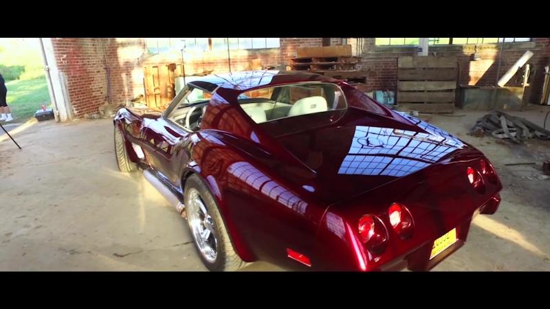 This Over-The-Top Unique 1976 Corvette Got Enhanced New Life