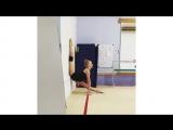 SLs Flexible People Of Rhythmic Gymnastics