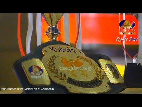 Kun Khmer Champion, Long Chin Vs Sok Thy, Bayon boxing, 27 April 2018, Kubuta Champion   Fights Zone
