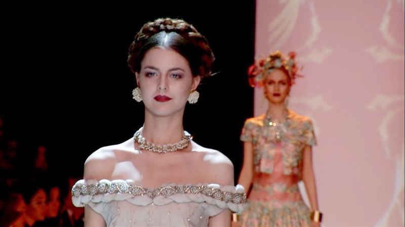 Slava Zaitsev | Fall Winter 2018/2019 Full Fashion Show | Exclusive