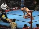 1996 03 31 Akira Taue vs Toshiaki Kawada