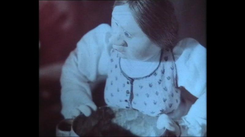 Краконош и школа (Чехословакия - ГДР, 1983) мультфильм, советская прокатная копия