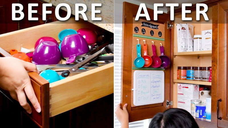 ORGANIZATION HACKS ! Unexpected Kitchen Hacks You Need To Know | DIY Life Hacks by Blossom