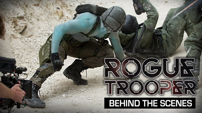 Making of Rogue Trooper The Quartz Massacre