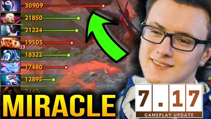 Miracle TOP NETWORTH can Help Him with DROW STRAT?