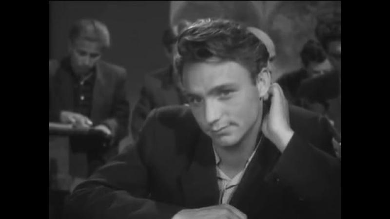 СТИХИ А. ФАТЬЯНОВА ( Н. Рыбников - Весна на Заречной улице - 1956)