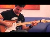 Prince Purple Rain Guitar Solo Cover Ignazio Di Salvo - Ibanez AT100 Andy Timmons