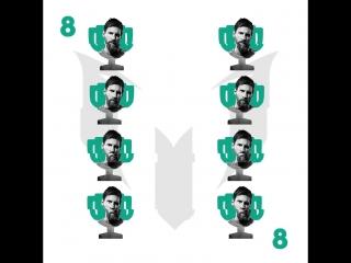 adidas football. Лео - Король Ла Лиги