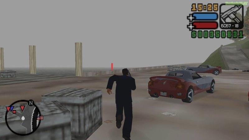 Прохождение GTA Liberty City Stories на 100% - Миссия 63: Мертвее, чем самец