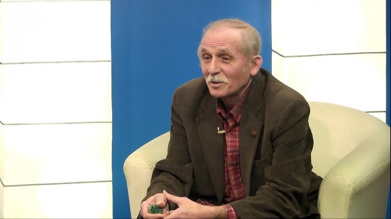 Гатчинские сезоны: Юрий Заклинских, руководитель геологического клуба в Гатчине