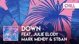 Mark Mendy &amp Stban - Down (feat. Julie Elody) Miami Beats