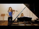 Наутилус Помпилиус - Прогулки по воде (скрипка+пианино кавер)
