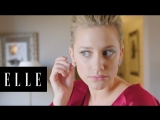 Lili Reinhart Gets Ready for the 2018 Met Gala with ELLE (RUS SUB)